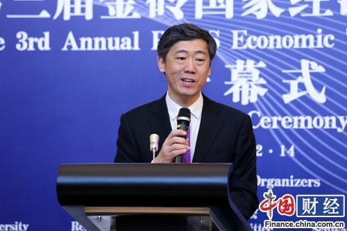 清华大学中国与世界经济研究中心主任李稻葵