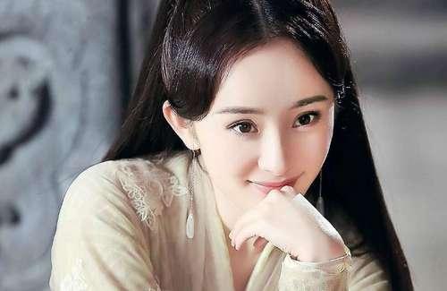 眼睛最美的古装女子,赵丽颖林心如贾静雯,谁最美?