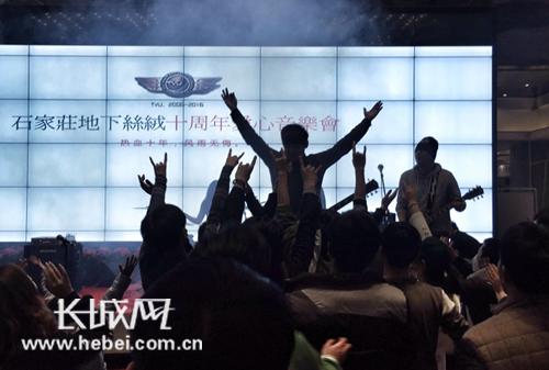 """活动现场。网友""""LiuYang-23""""摄"""
