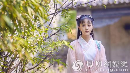 《西涯侠》女主受观众好评 郭玮洁古装登热门话题榜