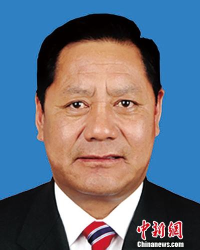 西藏自治区人大常委会副主任多托 西藏自治区供图