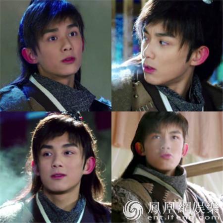 吴磊的耳朵最近火了 盘点娱乐圈男明星的标志性利器