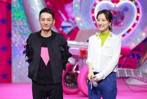 吴昕节目中自曝择偶标准