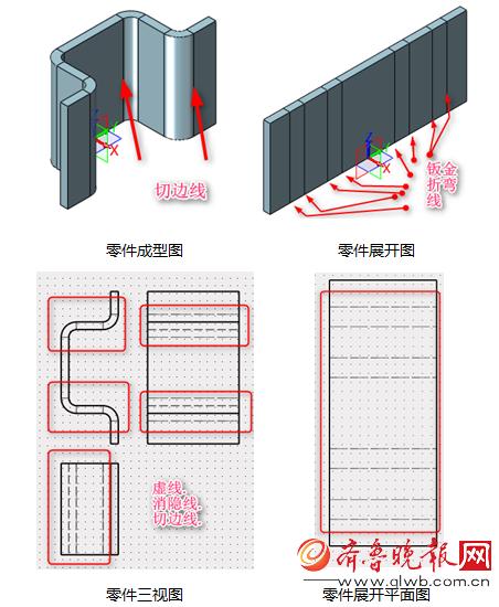 CAD工程:线条图技巧设置样式巧显示,显示图纸什么xc意思是效果上图片