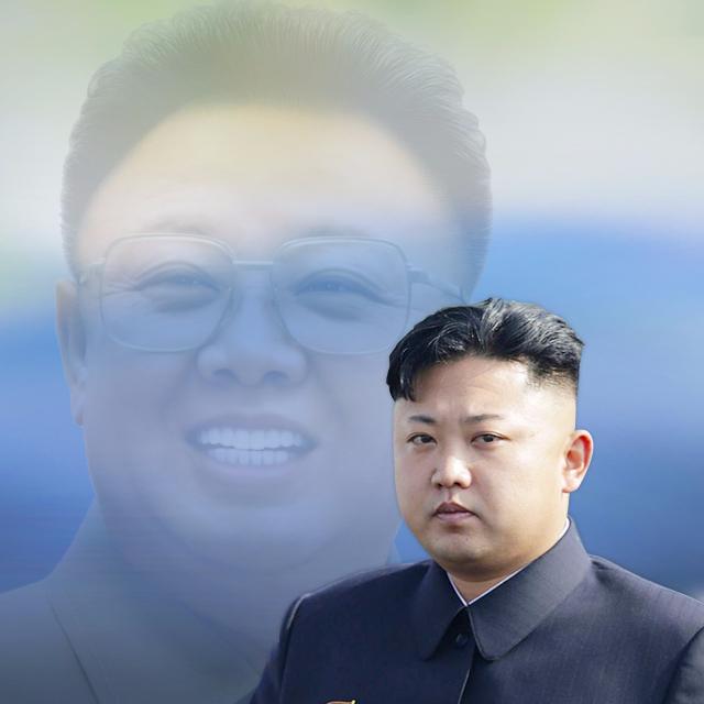 从金正日到金正恩的朝鲜
