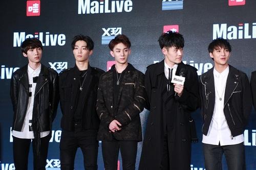 x玖少年团出道首场演唱会《以己之名》4月2日登陆魔都
