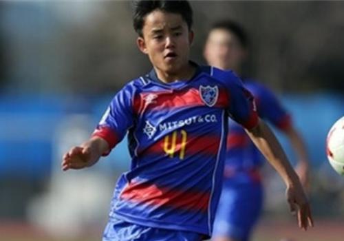 中超还为U23伤透脑筋 日本两U16天才J联赛却已首发