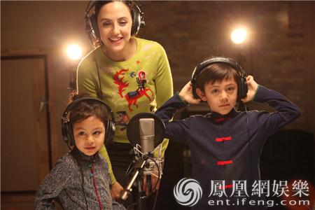 诺一霓娜献唱《冰雪大作战》 安娜作出妈妈的选择