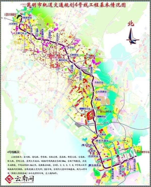昆明市发展规划图