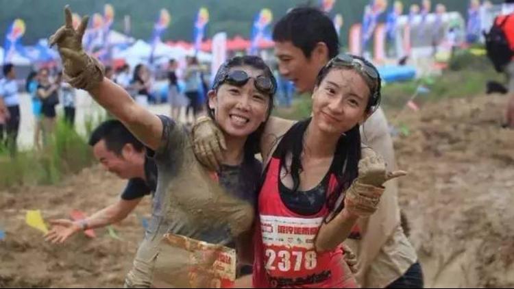 斑马送-动动手指即可获得泥泞跑北京站名额
