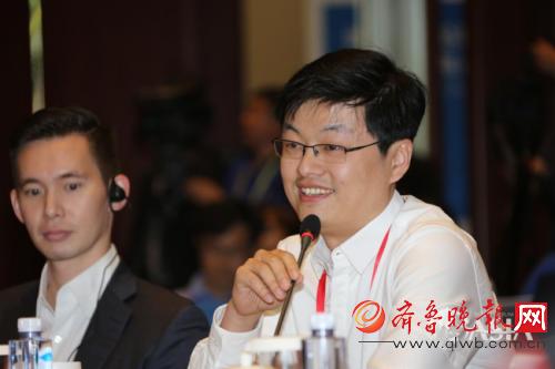 """范凌博士在""""从'亚洲制造'到'亚洲创造'""""圆桌会议"""