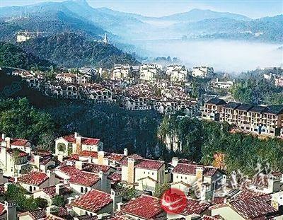 """山水园林旅游新城""""建设,提升仙女山旅游度假区文化形象,特主办""""仙女山"""