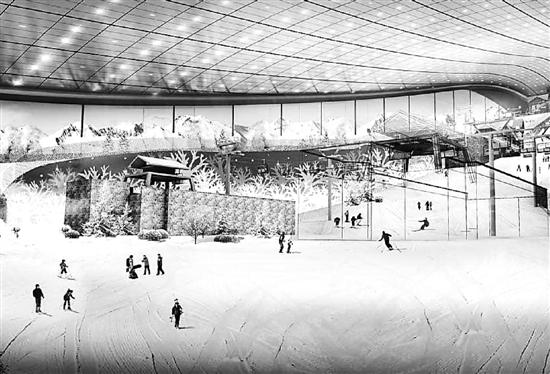 """再过豆瓣多月,六月底,哈尔滨万达城里的娱雪电影就要正式v豆瓣""""接客"""".双镯乐园两个图片"""