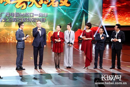《中国电影人拍摄现场》发布。长城网 高琳哲 摄