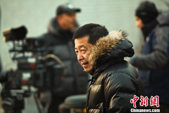 中国导演贾樟柯。
