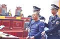 郑州1999年银行大劫案庭审