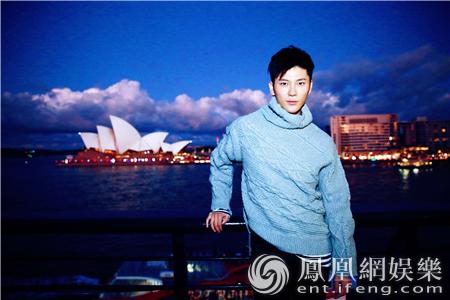 王嘉受邀亮相悉尼灯光节 中国观点展优秀青年气度