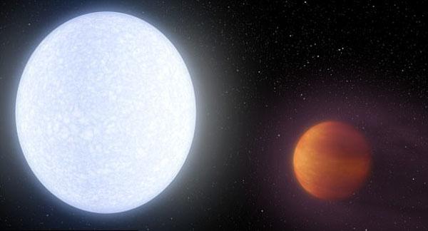 最热行星气温4327 哪颗行星最热