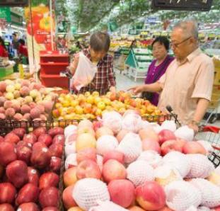 中国5月CPI同比上涨1.5%