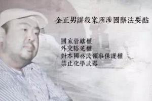国际法解读——金正男谋杀案疑云