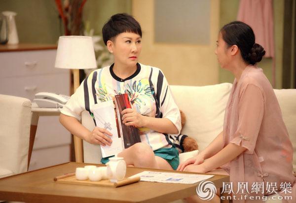 《开心剧乐部》张凯丽叶祖新演绎平凡家庭故事