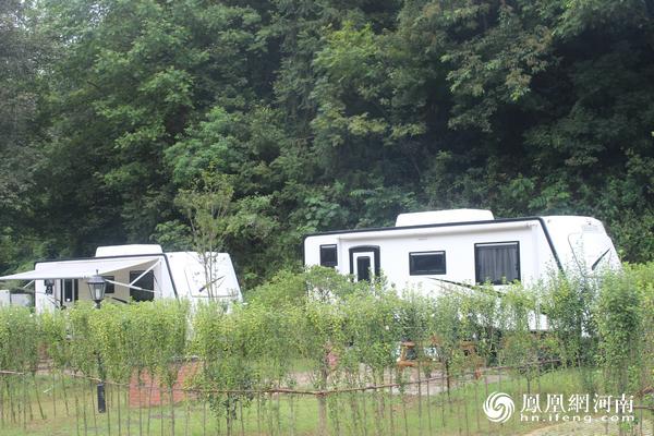 新县大别山露营公园:让心灵在自然中宁静