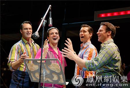 经典音乐剧《泽西男孩》首登中国 金牌巨制一鸣惊人