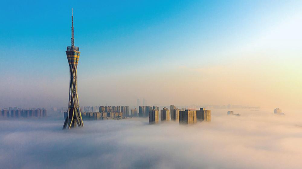 郑州:城市地标 永不褪色的记忆
