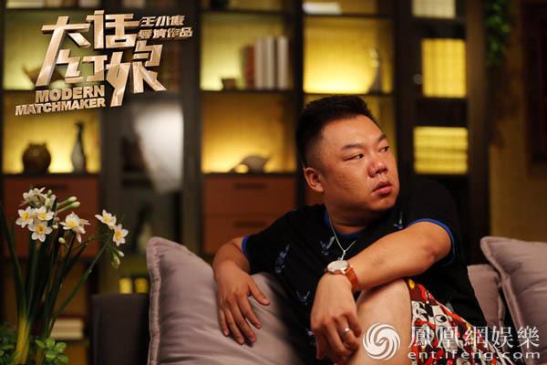 """《大话红娘》今日播出 姜超爆笑演绎""""外籍人员"""""""