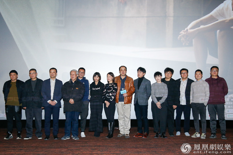 《我的影子在奔跑》首映 宁浩:作为电影人看完不惭愧