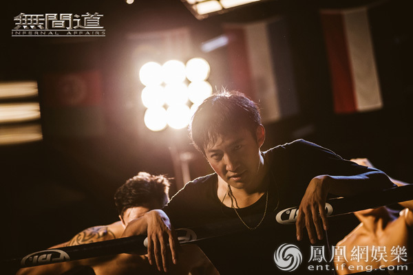 剧版《无间道》原声首登TVB 罗嘉良王阳罗仲谦飙戏