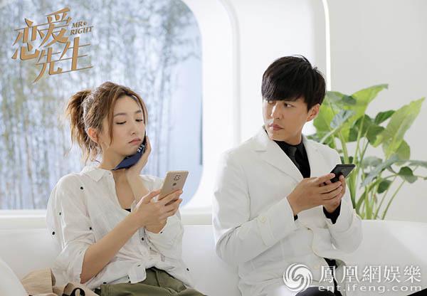 《恋爱先生》全网播放量破80亿 靳东酒后偷吻江疏影