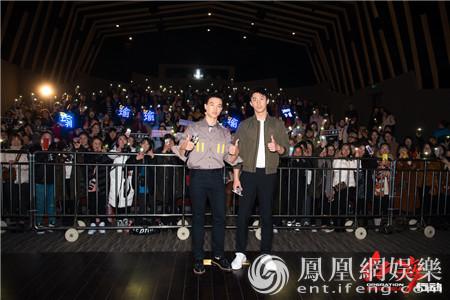 《红海行动》登单日票房冠军 林超贤率主创多地路演