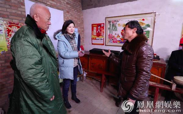 《我们在行动》刘卓村订货会 公益大使为扶贫各显神通