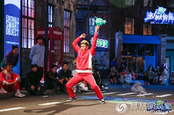 《街舞》中国风成亮点 音乐舞蹈彰显中国街舞新表达