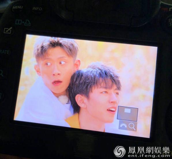 """《高能少年团》第二季录制 张一山""""怒怼""""王俊凯"""