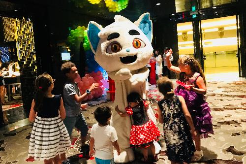 意大利别样国庆节,原创动画《京剧猫》走向世