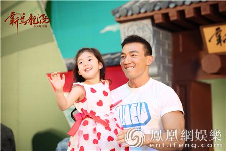 刘畊宏小泡芙献唱《摆乌龙》 十八班武艺练就乌龙舞