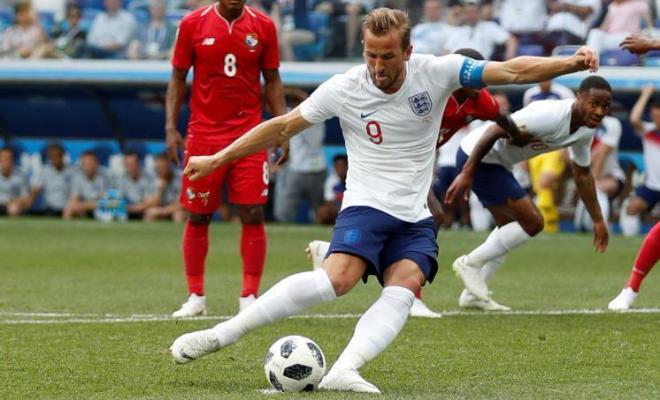 【世界杯】英格兰6-1大胜巴拿马