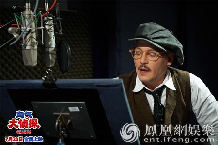 《淘气大侦探》访谈特辑发布 约翰尼德普携巨星领衔