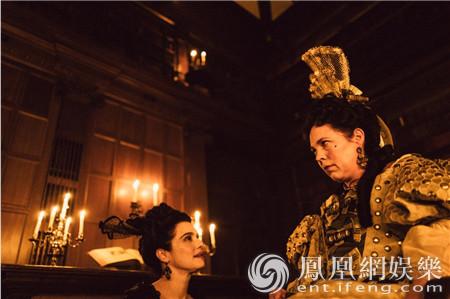 《宠儿》入围威尼斯电影节 曝新剧照极尽奢幻与文艺