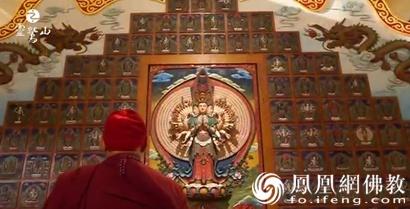 百八观音与林健成先生纪念特展台湾灵鹫山开展_观音-宗教-博物馆-台湾-铜雕