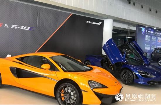畅玩汽车嘉年华 2018芒果(长沙)国际车展盛大启幕