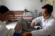 乡村医生新注册会员免费送彩金扶贫公益项目在陕西省落地