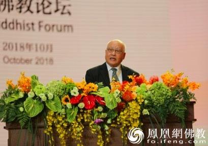 杨曾文:佛教思想对构建人类命运共同体的积极意义_人类-佛教-圆融-共同体-命运