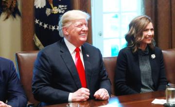"""特朗普被幕僚警告:闭嘴!少管华为的事!"""""""