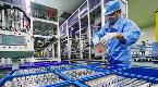4月份河北省规上工业增?#21448;?#21516;比增长5.3%