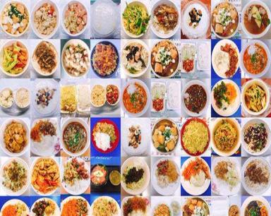 女生曬900張食堂飯菜照:因為走心所以感動