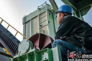 三河建成河北省内最先进建筑垃圾资源化处置中心