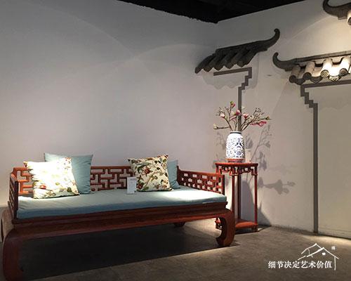 高居明作 首家苏州园林风红木家具店7月盛装开业